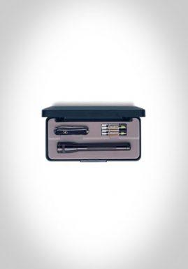 Mini-Mag AAA with Swiss Army Knife
