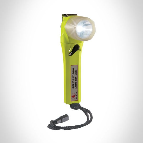 Pelican Little ED LED Flashlight
