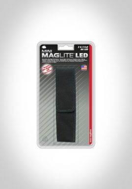 Mini Mag-Lite AA LED Nylon Holster