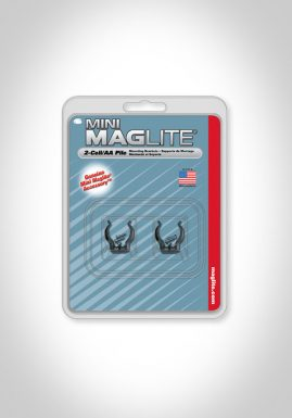 Mag-Lite AA Mounting Brackets