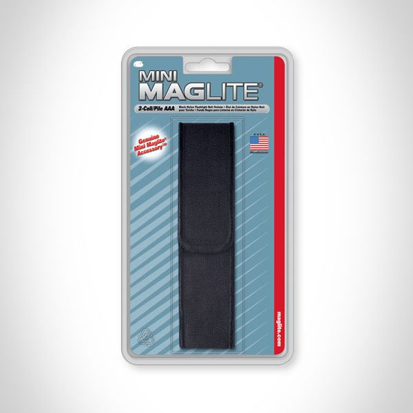 Mini Mag-Lite AAA Nylon Flap Holster