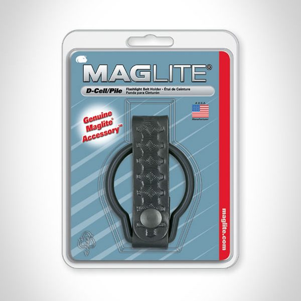 Mag-Lite D-Cell Basketweave Belt Holder