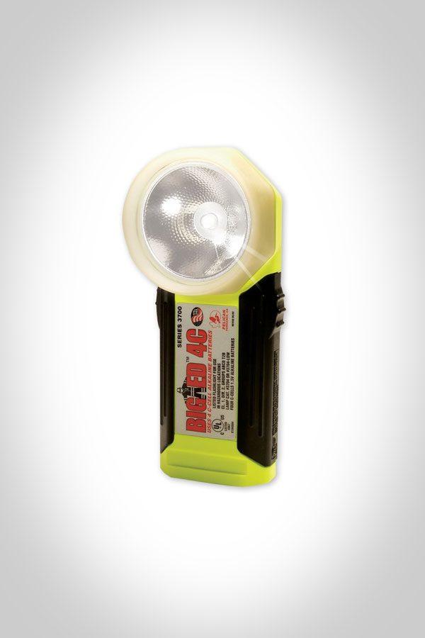 Pelican Big Ed Luminescent Flashlight - actionlights