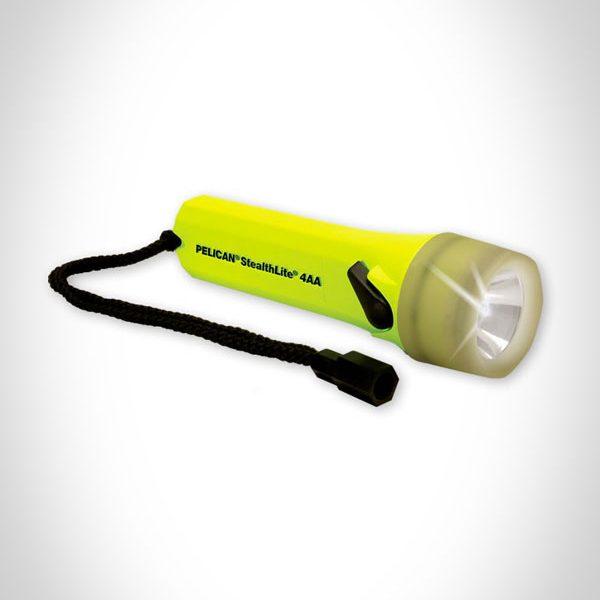 Pelican StealthLite Water Resistant Flashlight
