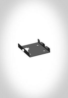 Mag-Lite Recharging Cradle Mounting Brackets