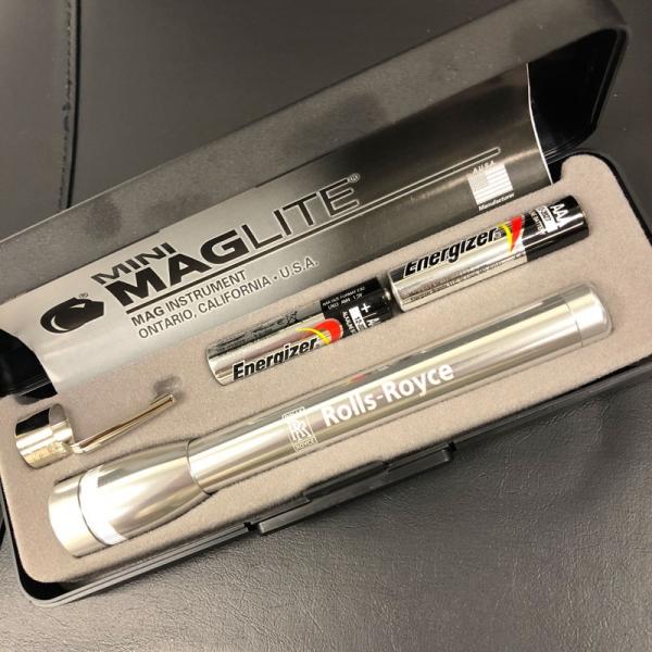 Flashlight Custom Engraving Corporate Gift